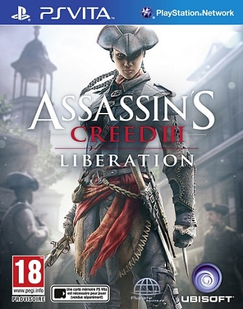 telecharger Assassin's Creed 3 Liberation Ps vita gratuit
