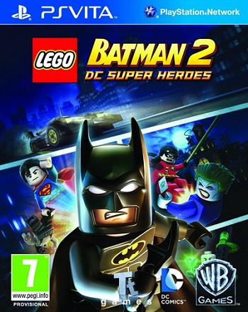 Download lego batman 2 dc superheroes Ps vita