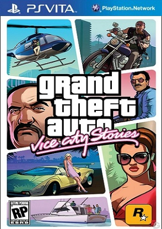 Download GTA Ps vita