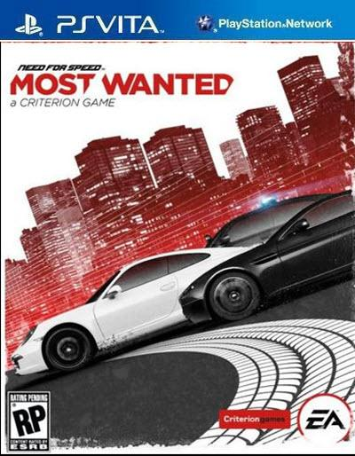 telecharger Need For Speed Most Wanted Ps vita Gratuit