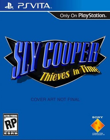 Download Sly Cooper Thieves in Time Ps vita