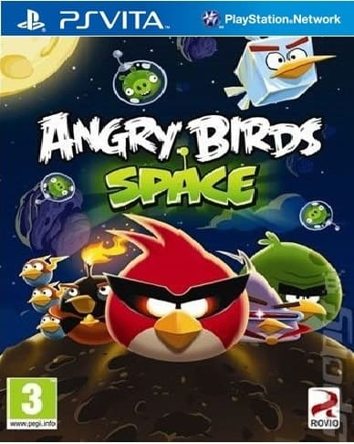 Download Angry Birds Ps vita