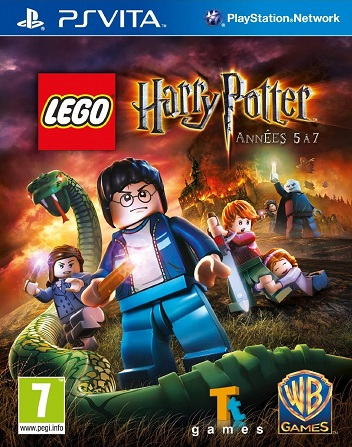 telecharger LEGO Harry Potter Ps vita