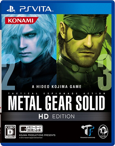 Download Metal Gear Solid HD Collection Ps vita