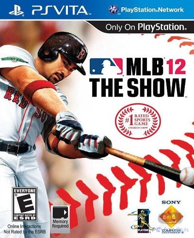 Download MLB 12 THE SHOW Ps vita