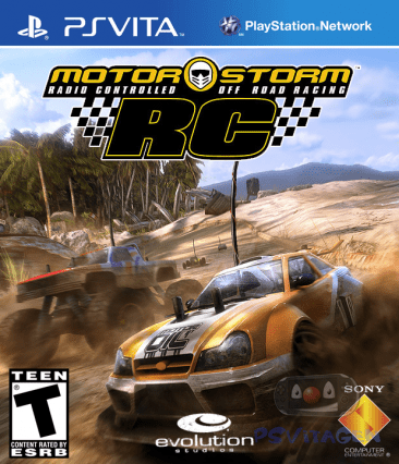 Download MotorStorm RC Ps vita