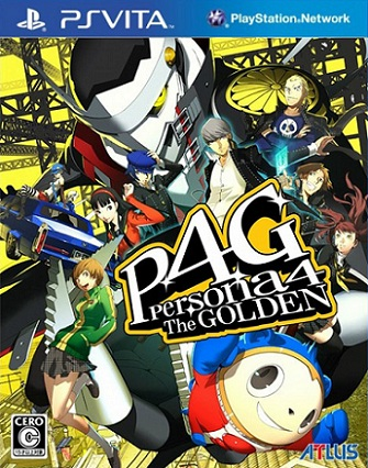 telecharger Persona 4 Golden Ps vita gratuit